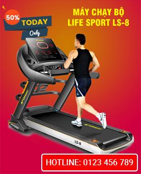 Clip hướng dẫn tự tập giảm cân tại nhà với máy chạy bộ NS a