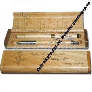 Bút ký gỗ 05