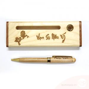 Bút ký gỗ 03