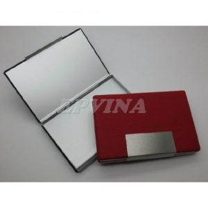 Hộp namecard kim loại 036