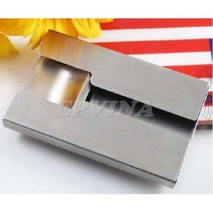 Hộp namecard kim loại 040