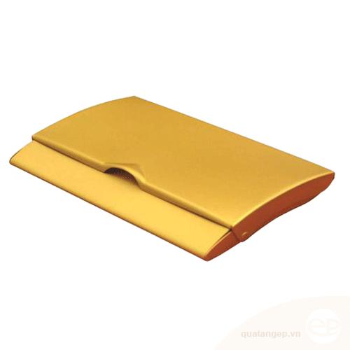 Hộp namecard kim loại 008