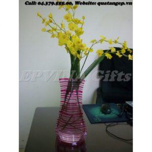 Lọ hoa gấp 01