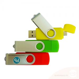 USB nhựa 025
