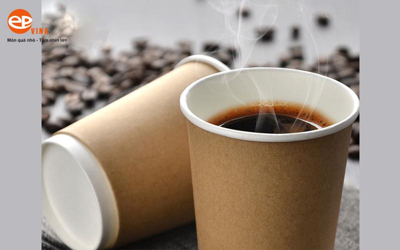 cốc giấy nóng đựng cafe