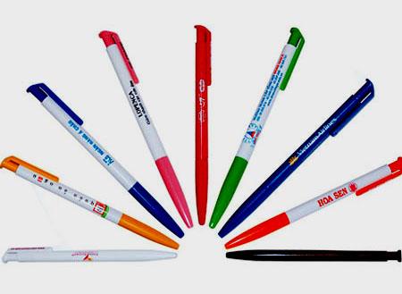 Bút bi - EPVINA chuyên in ấn nội dung lên bút bi