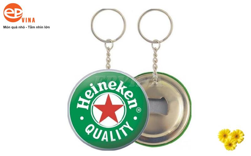 quà tặng móc khóa mở bia