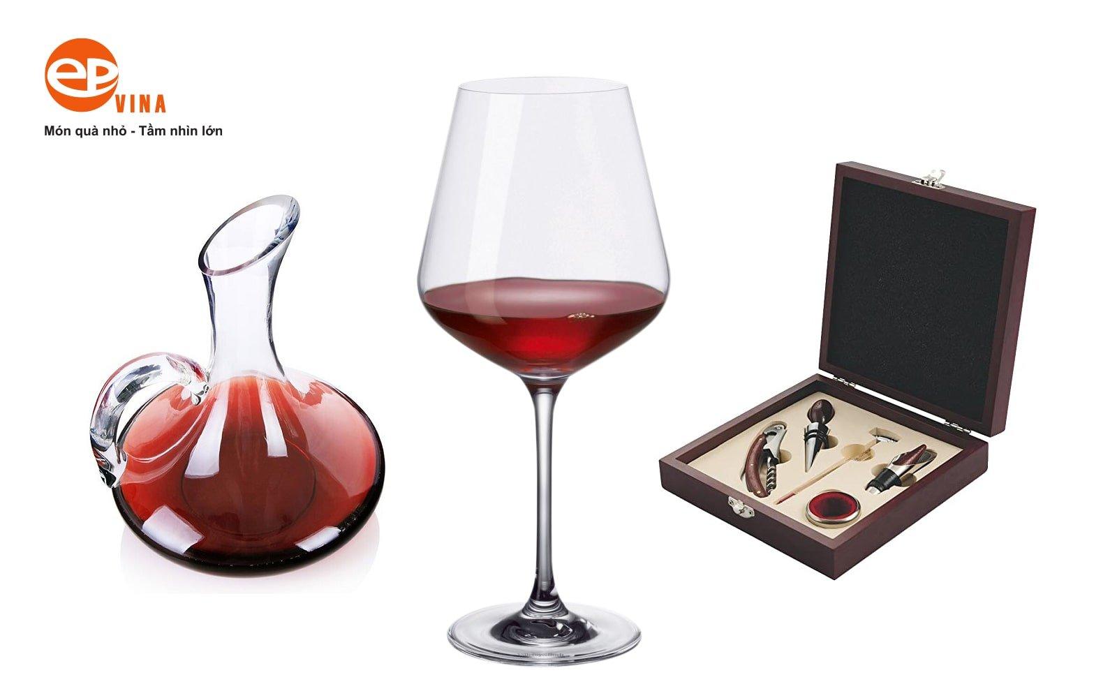 Bình chiết rượu vang
