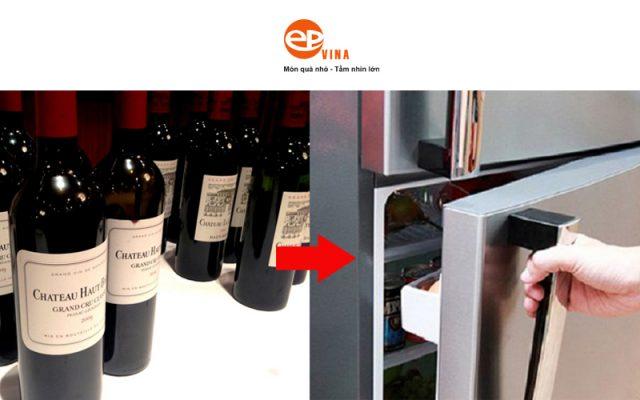 Tủ lạnh để rượu vang