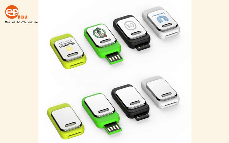USB mini quà tặng quảng cáo thương hiệu mang lại hiệu quả cao