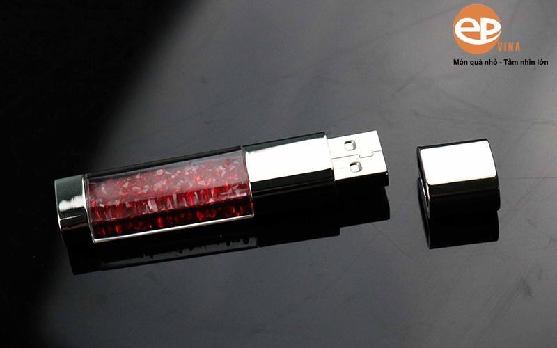 USB pha lê đẹp