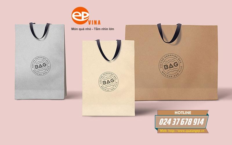Sản xuất túi giấy giá rẻ