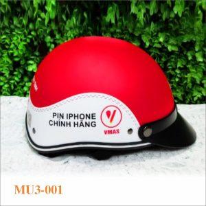 Mũ bảo hiểm 001