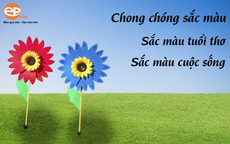 Địa chỉ mua chong chóng nhựa ở Hà Nội uy tín, giá rẻ