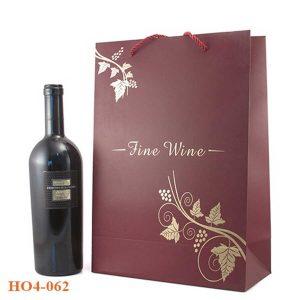 Hộp rượu giấy 062