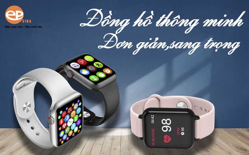 Quà tặng đồng hồ thông minh