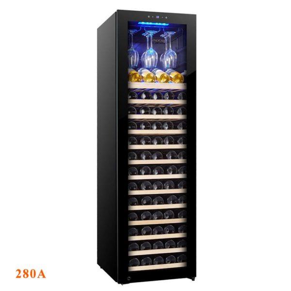 Tủ rượu vang Vinocave 108 chai