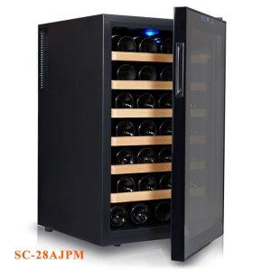 Tủ rượu vang Vinocave 28 chai