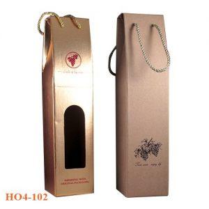 Túi đựng rượu giấy 102