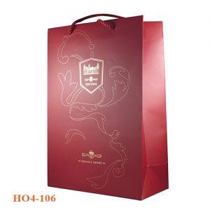 Túi đựng rượu giấy 106